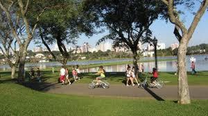 Atividades Físicas Parque Barigui Curitiba