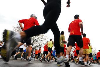 Corrida da Adidas em Curitiba