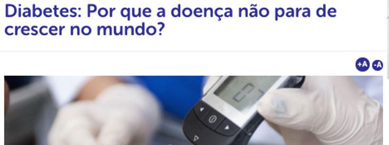 diabetes por que a doenca nao para de crescer peq