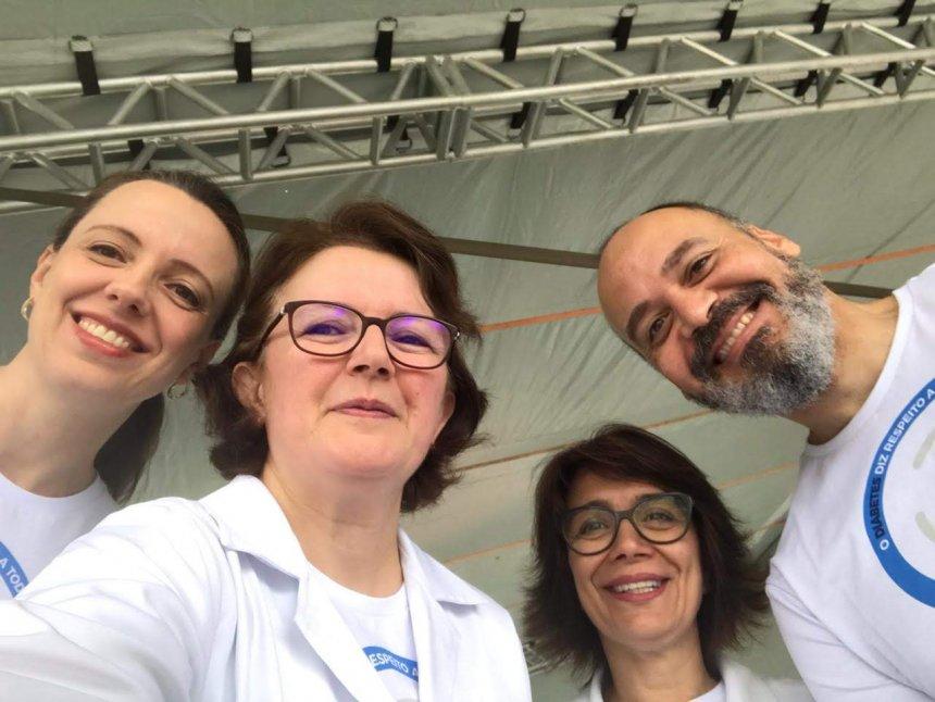 BIGconfira as fotos do mutirao diabetes 201911